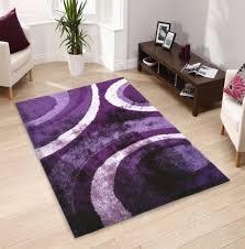 purple kitchen rug