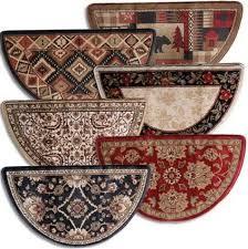 semi circle kitchen rugs home design ideas