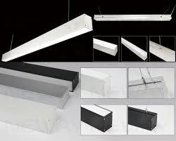hanging 120cm 40w linear led light strip hanging linear led light strip 40w linear led pendant light strip 1 2m linear led pendnat light manufacturer