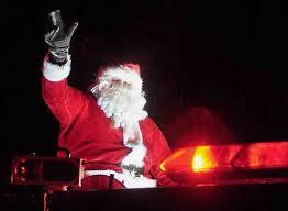 Santa to Visit Eldersburg and Sykesville on Fire Truck | Eldersburg.life