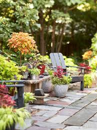 Small Picture Outdoor Garden Design that Sets a Relaxing Mood
