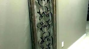 rustic metal wall decor turquoise wood and art elk home d wood metal wall decor
