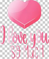 i love you so much png images i love