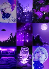 Bts Purple Aesthetic posted by Zoey Johnson
