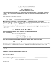 25 Eeoc Forms And Templates Free To Download In Pdf