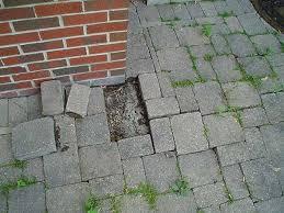 mistakes of the trade brick paver patio