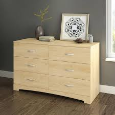 6 Drawer Double Dresser Easy To Assemble South Shore Step One    L57