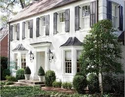 white painted brick house breathtaking houses simon s design ideas 8