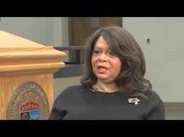 """In The Spotlight"""" - Commissioner Mims Talks to Alma Clarke of The Links -  YouTube"""