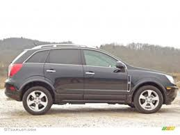 2013 Black Granite Metallic Chevrolet Captiva Sport LTZ #90678123 ...