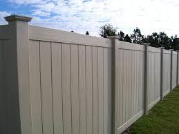 black vinyl privacy fence. Pvc Black Vinyl Privacy Fence