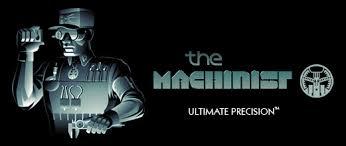 machinist logo. machinist machinist logo a
