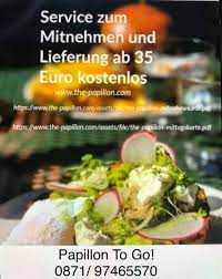 The Papillon - Restaurant & wine bar - Posts - Landshut - Menu, Prices,  Restaurant Reviews