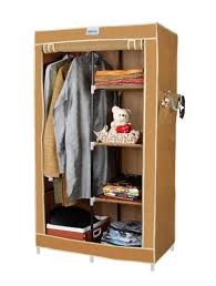 CbeeSo 5 Racks Compact Portable Wardrobe