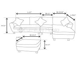 lorna l shaped sofa with stool
