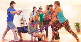 what yoga teacher certification means