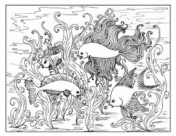 Small Picture Coloring Pages for Adults PDF Free Download