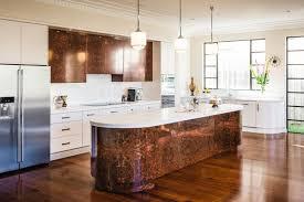 Art Deco Kitchen, Walnut Veneer