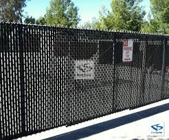 black chain link fence slats. Beautiful Chain 3000 Series Install  Black Intended Chain Link Fence Slats F