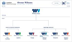 Ownership Organizational Chart Ownership Structure Wilson Sons
