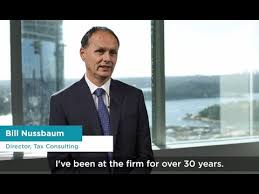 Bill Nussbaum   Director   Tax Consulting - YouTube