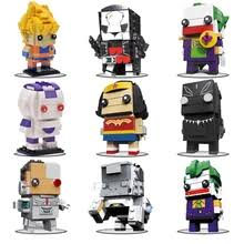 Online shopping and reviews for brickheadz <b>anime</b> on AliExpress
