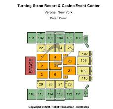 Event Center At Turning Stone Resort Casino Tickets And