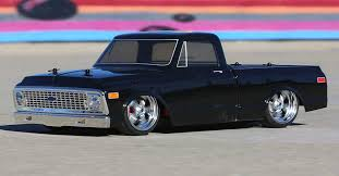 Vaterra 1/10 1972 Chevy C10 Pickup Truck V-100 S 4WD Brushed RTR ...
