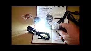 Strobe Light Led Kit Str 242 Led Strobe Light Kit Review Cop Car Style