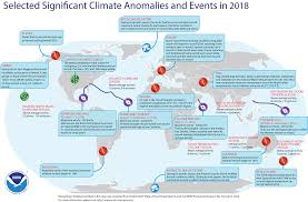 Global Climate Report Annual 2018 State Of The Climate
