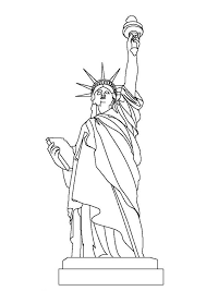 Small Picture Statue of Liberty Coloring Page Download Print Online Coloring