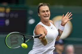 Aryna Sabalenka: second round - The ...