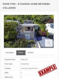 Diy Real Estate Free Property Listing Advert