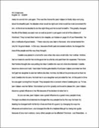 cause and effect essay les miserables pd seamons english  this is the end of the preview sign up to access the rest of the document