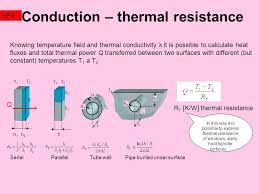 10 conduction thermal resistance