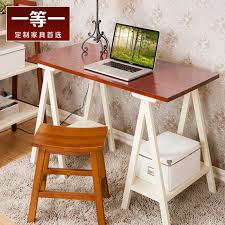 american number one creative combination of solid wood desk chair desk student desk laptop desk chair set