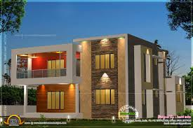 5 bedroom contemporary house with plan kerala home 5 bedroom house designs uk