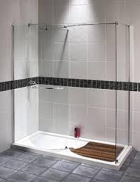 Aqualux Aquaspace Walk-in Shower Enclosure 1400 x