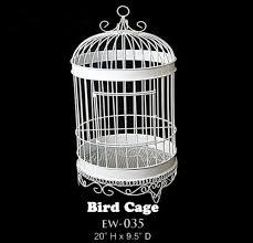 large bird cage home garden wedding