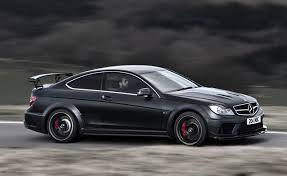 mercedes amg c63 black. Plain Black Mercedes C63 AMG Black Edition With Amg