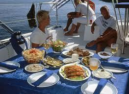 Dream Catcher Boat Santorini Tours 98