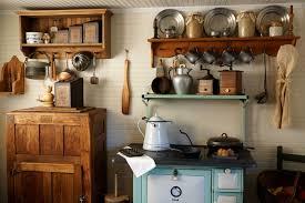 La Cuisine Style Campagne Décors Chaleureux Vintage Archzinefr