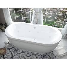 entranching freestanding jacuzzi bathtub steam shower at whirlpool bathtubs