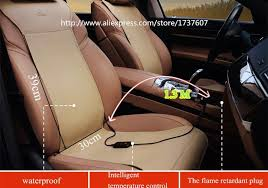 12v car heated seats winter car seat heater car seat heating cushion universal car seat covers