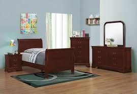Louis Philippe Reddish Brown Dresser from Coaster | Coleman Furniture