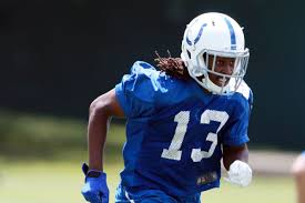 Indianapolis Colts 2016 Position Preview Wide Receivers