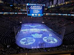 Scotiabank Maple Leafs Seating Chart Scotiabank Arena Section 316 Row 2 Seat 2 Toronto Maple