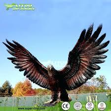 eagle garden statue life size fiberglass eagle sculpture whole sculpture suppliers large outdoor eagle statue eagle garden statue