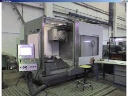 Отчет по летней производственной практике Камышин Завод Ротор  Рисунок 4 Станок фрезерный с ЧПУ модели dmu80p