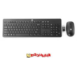 <b>Набор HP Wireless Business</b> Slim Kbd N3R88AA цвет чёрный в ...